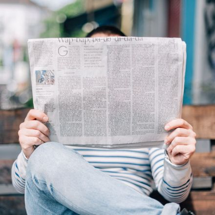 Why Are We Competing With Newspapers on Medium?