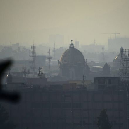 Babies in Mexico City Show Signs of Alzheimer's. Blame Air Pollution.