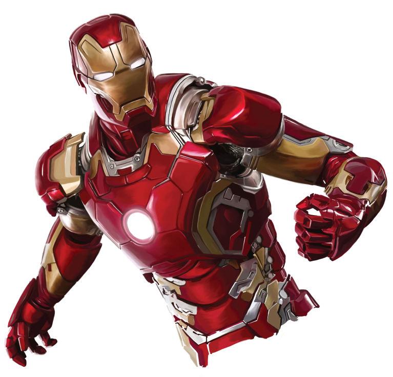Tony Stark's Iron Man XLIII
