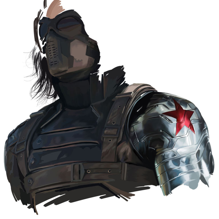 Unfinished Winter Soldier