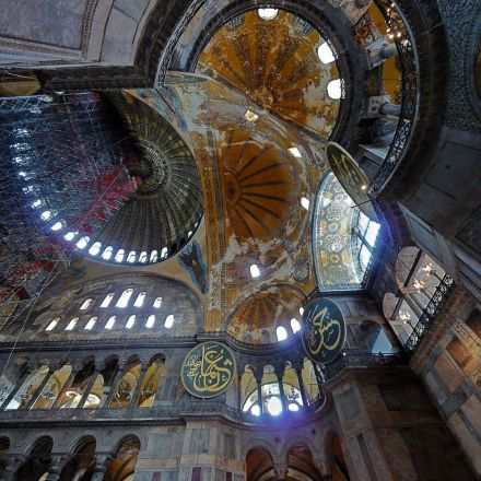 The Hidden Science and Tech of the Byzantine Empire