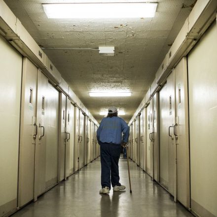 When Prisons Need to Be More Like Nursing Homes