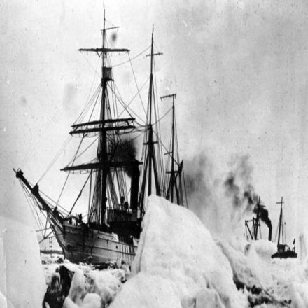 When Teens Just… Snuck onto Antarctic Expeditions