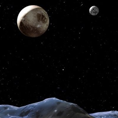 Pluto-bound probe faces its toughest task: finding Pluto