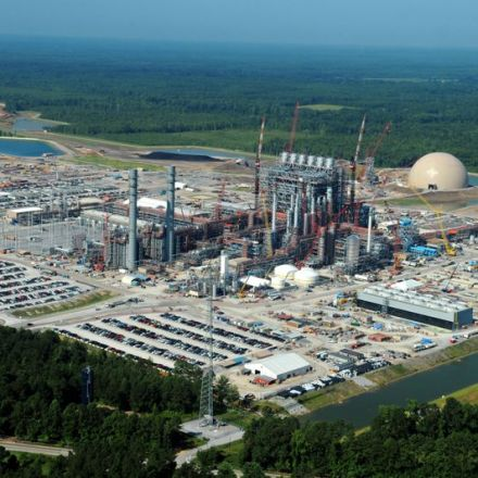 "Major ""Clean Coal"" Project in Mississippi Shuts Down"