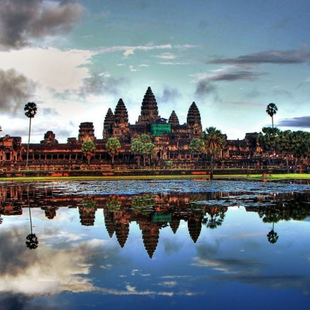 How modern cities could suffer the same fate as ancient Angkor