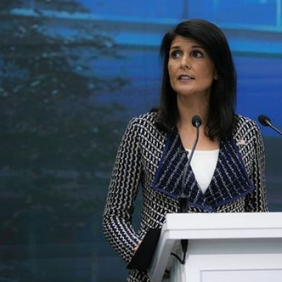 Why Is Nikki Haley Still Trump's UN Ambassador?