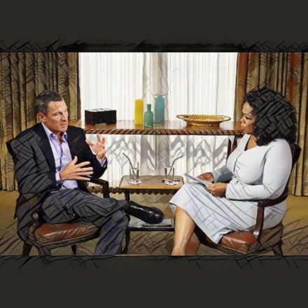 Bill Burr Doesn't Buy Oprah's Holier-Than-Thou Lance Armstrong Interview