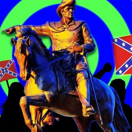 Trolls Trick Alt-Right to Defend Confederate Statue