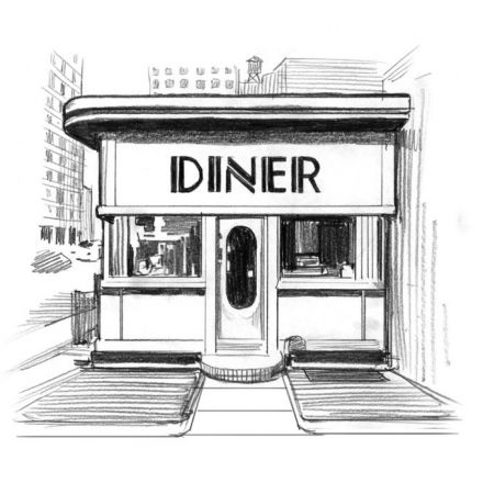 What'll It Be for the New York Diner?