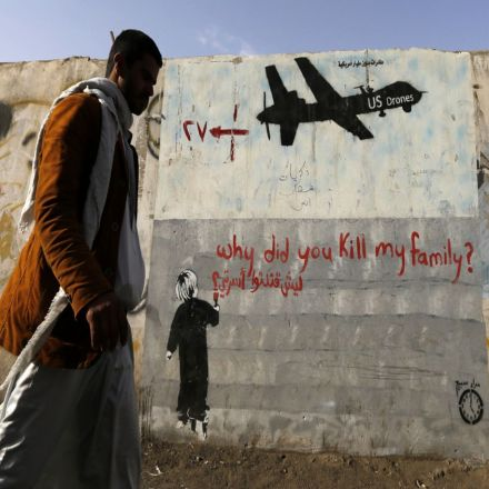 New Drone Strikes Underscore How Much Power We Give Trump
