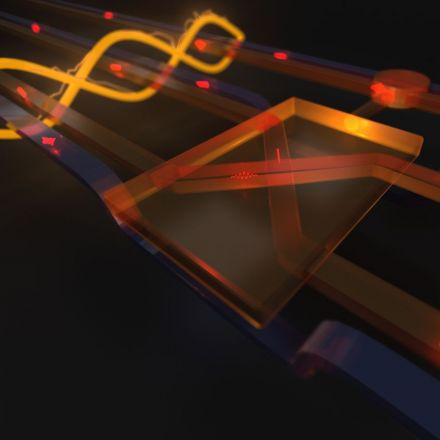 Physicists demonstrate a quantum Fredkin gate