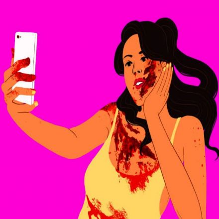 The Rising Gore Girls of Instagram