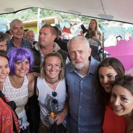 Corbyn did the right thing when he chose Glastonbury over Armed Forces Day events