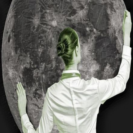 The Woman Who Reinvented the Moon