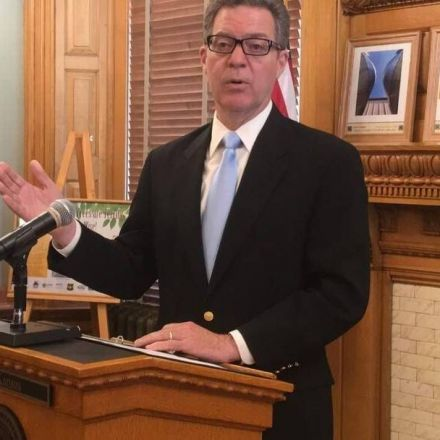 Legislature overrides [Kansas Gov.] Brownback's veto of bill that rolls back his 2012 tax cuts