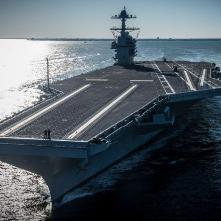 How America's Aircraft Carriers Could Become Obsolete