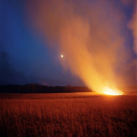The Day the Great Plains Burned