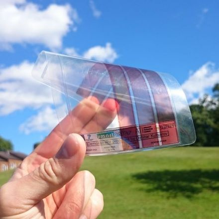 Graphene 'moth eyes' could create indoor solar cells