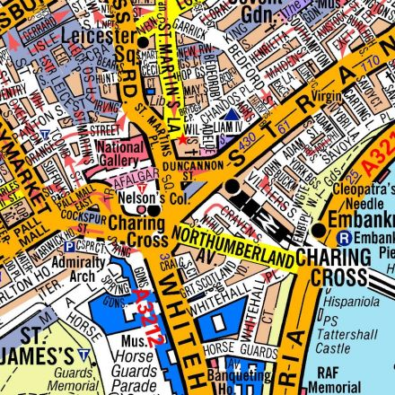 Demystifying the Ancient Tangle of London's Streets