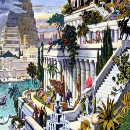 "Did ISIS inadvertently uncover the secret to the ""lost"" Hanging Gardens of Babylon?"