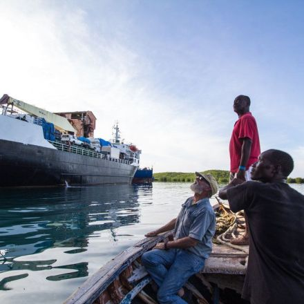 Maritime 'Repo Men': A Last Resort for Stolen Ships