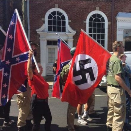 After Charlottesville, More Counterprotesters Are Being Arrested Than White Supremacists