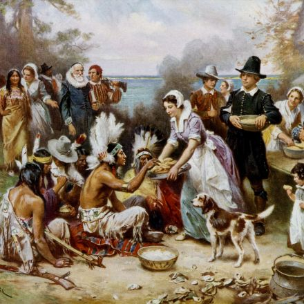 A Few Things You (Probably) Don't Know About Thanksgiving