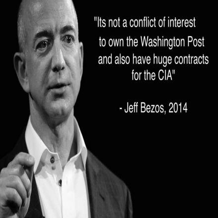 No Wonder the Washington Post Is Fawning Over the Intelligence Community