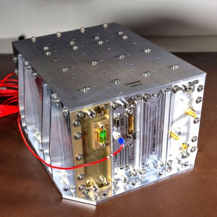 NASA X-Ray Tech Could Enable Superfast Communication in Deep Space