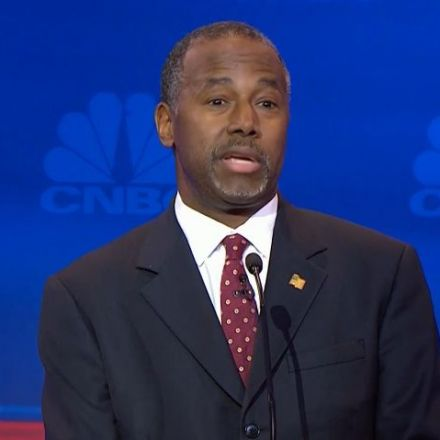 Ben Carson Saves HUD Housing From Icky Poor People