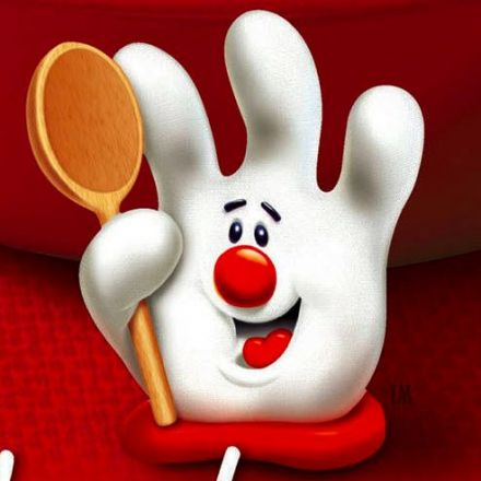 What Does the Hamburger Helper's Skeleton Look Like?