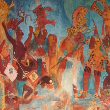 Climate Change Incited Wars Among the Classic Maya