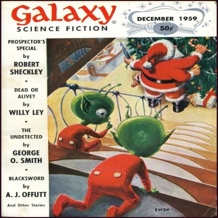 Free: 355 Issues of Galaxy, the Groundbreaking 1950s Science Fiction Magazine