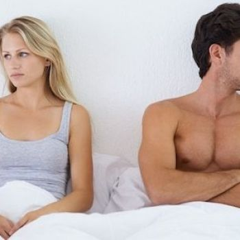 Men lose interest in sex during long-term relationships before women, study finds