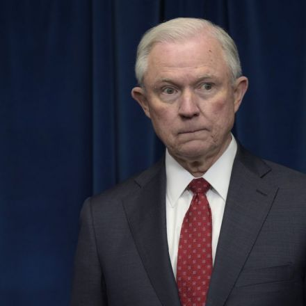 Jeff Sessions accidentally narced on his secret anti-weed meeting