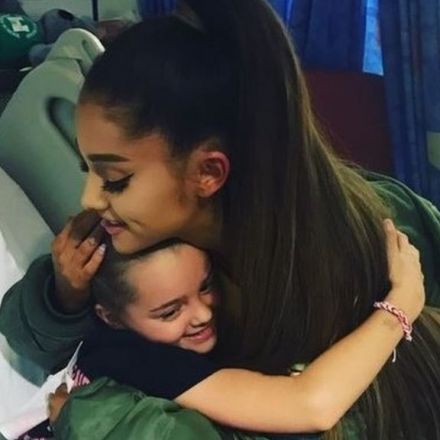 Manchester attack: Ariana Grande visits injured fans