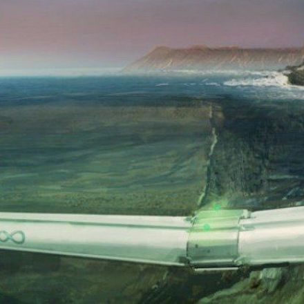 Hyperloop One to offer ultra-fast trains underwater