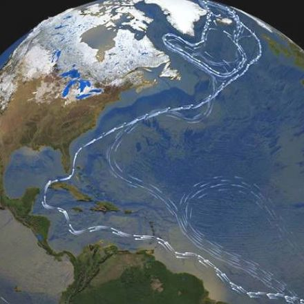 "New study linking warming with disrupted Atlantic flow has scientists ""grumpy"""