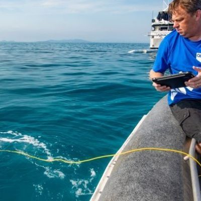 Underwater Robot Has Potential To Help Revive The World's Dwindling Coral Reefs