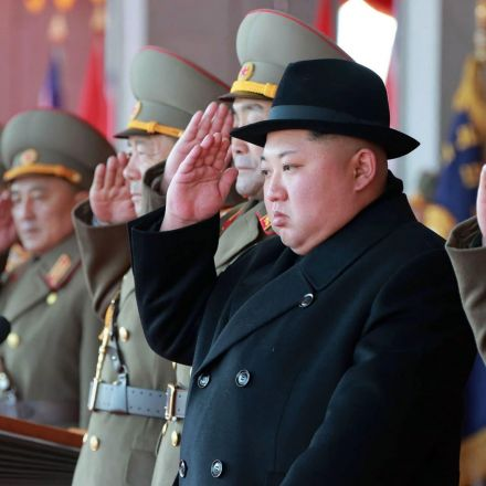 Kim Jong-un 'erases his father and grandfather' from new mandatory national oath