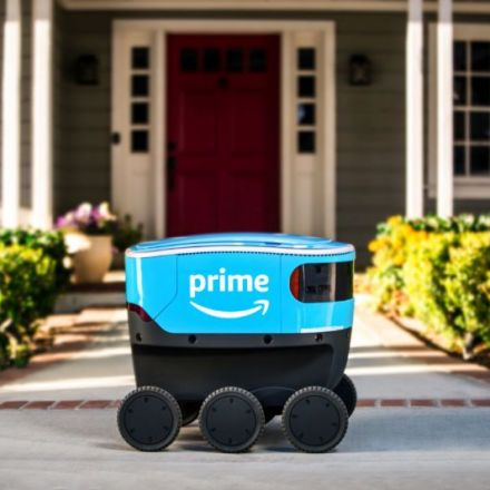 Amazon begins testing deliveries with sidewalk drones