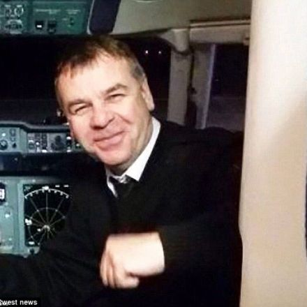 'That's it, we're fucked': Last words of pilot on board Russian plane that crashed, killing all 71 on board reveal he was shouting at his co-pilot to go up instead of down