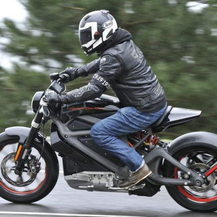 Harley-Davidson finally confirms that it is bringing its first electric motorcycle to market