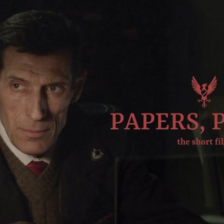 PAPERS, PLEASE - The Short Film (2018)