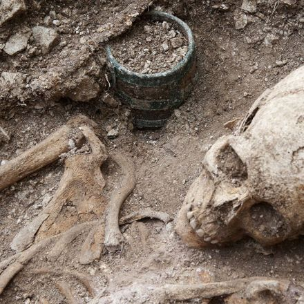 Think everyone died young in ancient societies? Think again