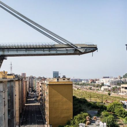 Genoa Bridge Collapse: The Road to Tragedy