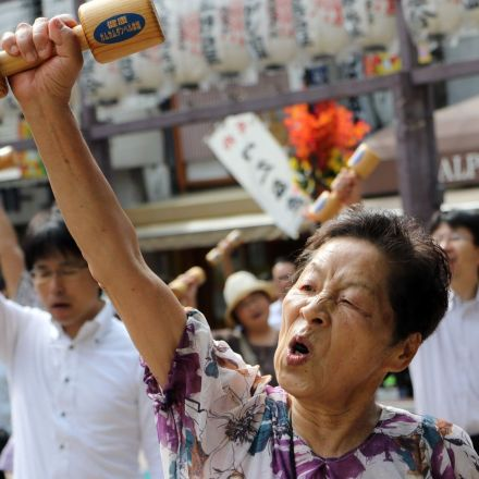 Japan's doctors propose raising 'outdated' retirement age to 75