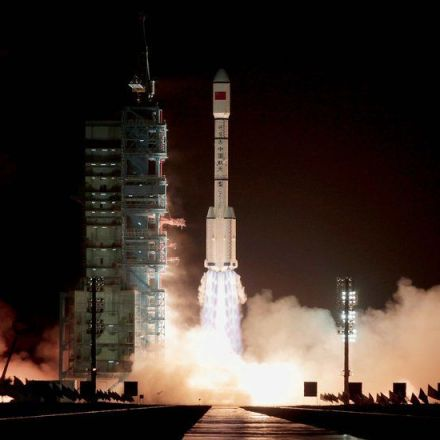 China's Space Station May Crash to Earth on April Fools' Day