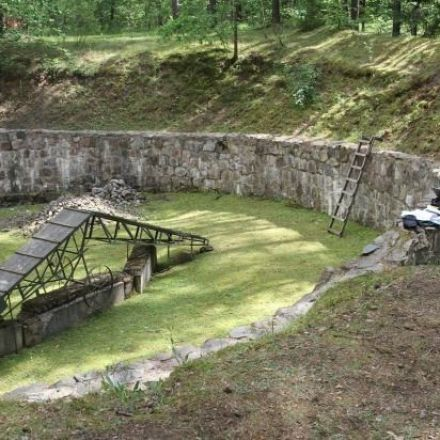 "Holocaust escape tunnel discovery a blow against deniers: ""It was dug out by spoons. By people who were shackled around the ankles"""